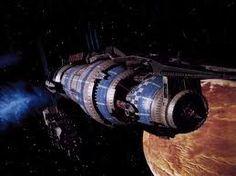 Babylon 5 in orbit