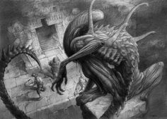 Stunning #Alien artwork by Grzegorz Korniluk https://www.artstation.com/artwork/RX3Pm