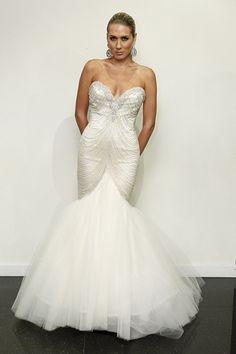 Victor Harper wedding dresses fall 2015