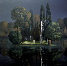 Arnold Böcklin(Swiss, 1827 - 1901)