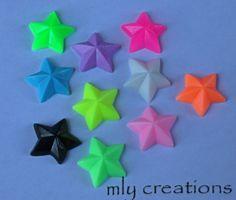 30 BULK MINI STAR Soaps.Star Soaps / Star Soap Set by mLyCreations