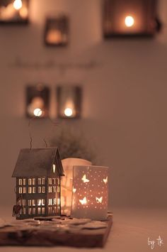 Christmas lights and LED fairy lights for indoor use – Lighting 2020 Cute Wallpaper Backgrounds, Pretty Wallpapers, Love Wallpaper, Candle Lanterns, Candles, Candle Lighting, Miniature Photography, Beautiful Nature Wallpaper, Christmas Wallpaper