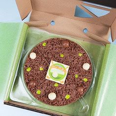 Personalised Golfer Chocolate Pizza: Item number: 3646133081 Currency: GBP Price: GBP12.95