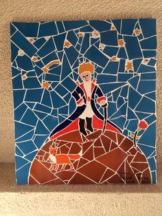 Mosaico de El Principito