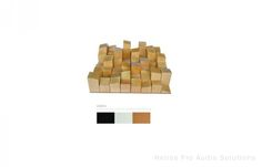 Vicoustic Multifuser Wood 64 LB: Wood diffuser light brown 1pc
