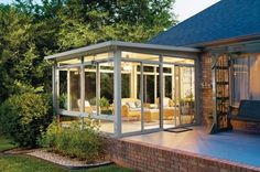 Beautiful How to Add A Sunroom