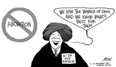 NY Times: John Kasich, American Taliban #pro-choice #Kasich #ohio