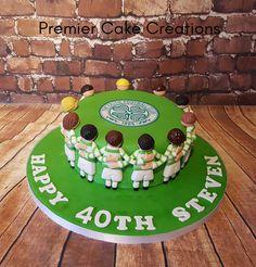Celtic huddle cake
