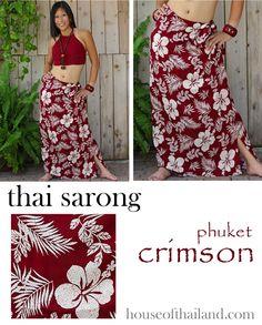 Thai Tube Sarong