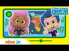 Bubble Guppies 'Be Curious' Song 🕵️‍♂️ Nick Jr. YouTube