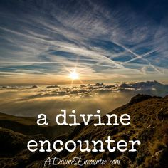 "Inspiring post considering Jesus' invitation in Mark 6:31: ""Come away with Me by yourselves..."" http://adivineencounter.com/a-divine-encounter"
