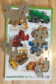 This self-guided trick will help them to be able to complete the puzzle on their own, while reinforcing their learning and building their confidence.