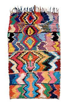 more boucherouite rugs...