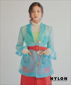 in Nylon Korea February 2019 issue Extended Play, South Korean Girls, Korean Girl Groups, Kim Ye Won, Woo Young, G Friend, Entertainment, Girl Crushes, Editorial Fashion