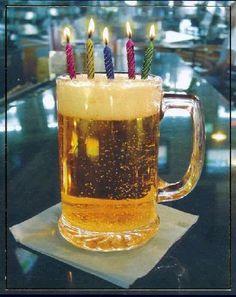Cumpleaños para hombre