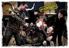 Rockyard - Featured Band On 365 Radio Network