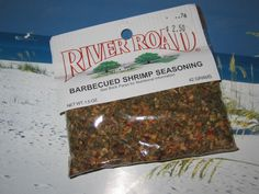 River  Road  Barbecued  Shrimp  Seasoning - $2.50  each. The  easy  way  to  create  this  New  Orleans  taste  delight. Our  most  popular  blend. Try  it  and  you  will  know  why !  For  more  info  please  contact - Shoot  for  the  Moon  Jewelry  Designs (850) 230-9983 #neworleans #barbecuedshrimp #riverroad