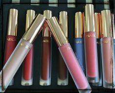 Nabla Cosmetics Dreamy Matte - Swatches e analisi Armocromatica!