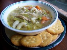 Cooking With Libby: Libby's Homemade Chicken Soup