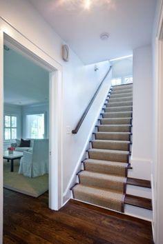 Staircases Carpet Vs Hardwood On Pinterest Staircases