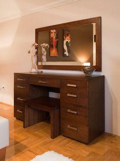 Wardrobe Design Bedroom, Master Bedroom Interior, Room Design Bedroom, Bedroom Furniture Design, Home Decor Furniture, Bedroom Styles, Bedroom Decor, Dressing Room Decor, Bedroom Dressing Table