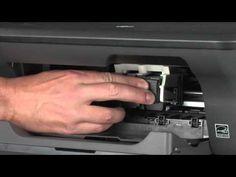 Replacing a Cartridge - HP Deskjet 2050 All-in-One Printer. gm