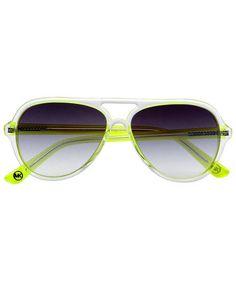 Pilotenbrille von Michael Kors