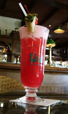 I had an orginal Singapore Sling in Singapore at the famous Raffles Hotel in June of 2011