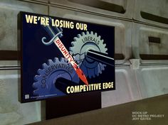 WWII Propaganda Posters Reimagined as Modern Protest Ads | Adweek