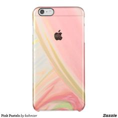Pink Pastels Clear i