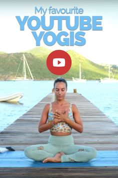 If you've never done yoga before and are intimidated by full classes, find a free yoga practice on YouTube. Click on the image to find my favourite YouTube yogis I started my daily practice with. Spin Class, Free Yoga, Spinning, My Favorite Things, Fitness, Youtube, Image, Hand Spinning, Youtubers