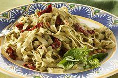 Pesto and Noodles | Nasoya