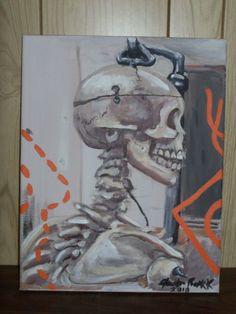 skeletal study High School Art Projects, Art School, Basic Drawing, Figure Drawing, Art Teachers, Skeleton Art, Mind Over Matter, Portfolio Ideas, Ap Art