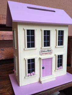 Box Houses, Home Wedding, Wedding Cards, Garage Doors, Outdoor Structures, Outdoor Decor, Projects, Home Decor, Wedding At Home