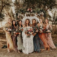 #Beautif #Boho #bridal #Crew #Hey #Instagram #Stunning