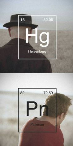 Heisenberg and Pinkman | Breaking Bad | #series #séries #breakingbad
