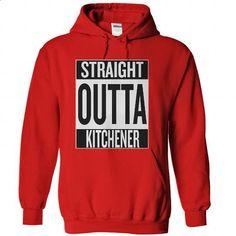Straight Outta Kitchener - #college hoodies #college sweatshirt. I WANT THIS => https://www.sunfrog.com/LifeStyle/Straight-Outta-Kitchener-Red-63258649-Hoodie.html?id=60505
