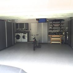 After Effects Of Garage Storage Project