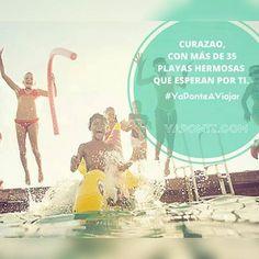 Descubre todo lo que Curazao tiene para ti #Curazao #viajar #YaPonteAViajar