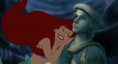 After years of careful thought, and countless viewings of The Little Mermaid, we've come to realize that Ariel is the personification of everything we feel, dream, and live.