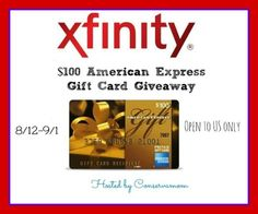 New Age Mama: $100 AMEX Gift Card #Giveaway