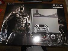 Brand New Sony Playstation 4 Batman: Arkham Knight 500 GB Limited Edition Bundle
