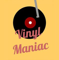 Vinyl Maniac. #djculture #djart #musicart http://www.pinterest.com/TheHitman14/dj-culture-vinyl-fantasy/