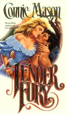book cover of   Tender Fury