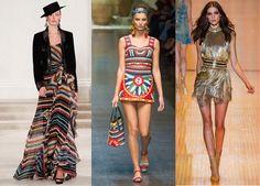 10 Tendencias de moda para la primavera verano 2013