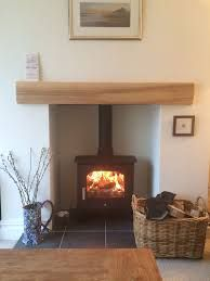 Image result for window seats next to woodburner long room