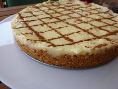 As Receitas da Patanisca: Tarte de maçã com leite creme