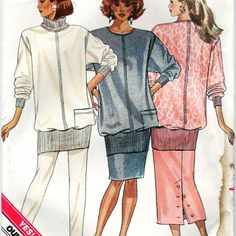 Just Listed ... THIS IS A PATTERN; NOT THE FINISHED PRODUCT!  Butterick 5730 Pattern Misses'/Misses Petite Top Skirt And Pants -  Copyright 1987 - Size 8 10 12 - $12.90  FREE SHIPPING U.S.A.  #fit #follow #like #shar #wp #fb #tweet #twitter #buffer #DIY #supply #sewing #emporium #boutique #butterick #show #vinpat #top #skirt #pants #tagsforlike #pic #photo #oftheday #blog #pop #misses #petite #studio #etsy  @instagram @sharpharmade
