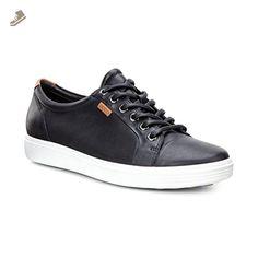 Soft 4, Sneakers Basses Femme, Noir (Black), 39 EUEcco