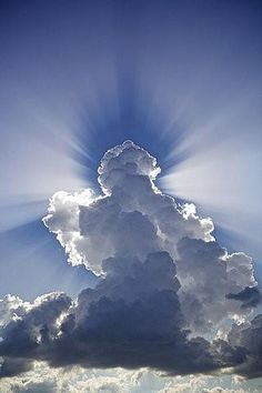 Majestic Clouds    by Melinda Minshall